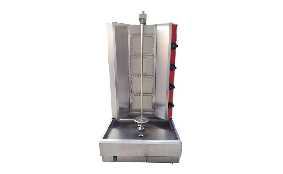 Shawarma Machine Sm Canteen Equipments Pvt Ltd