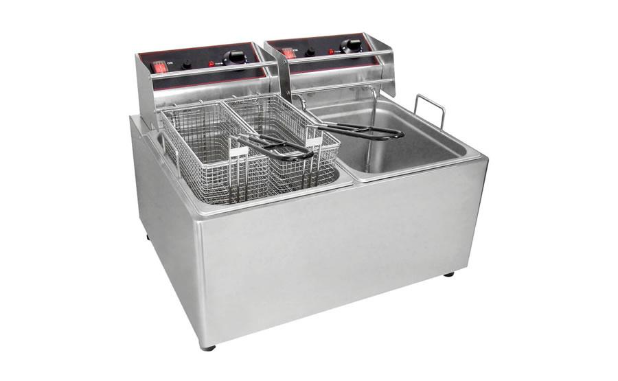 Deep fat fryer - SM Canteen Equipments Pvt Ltd